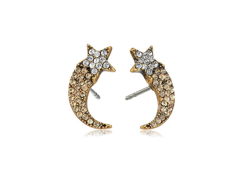 """Marc Jacobs """"Resort 2016"""" Shooting Star Stud Earrings"""