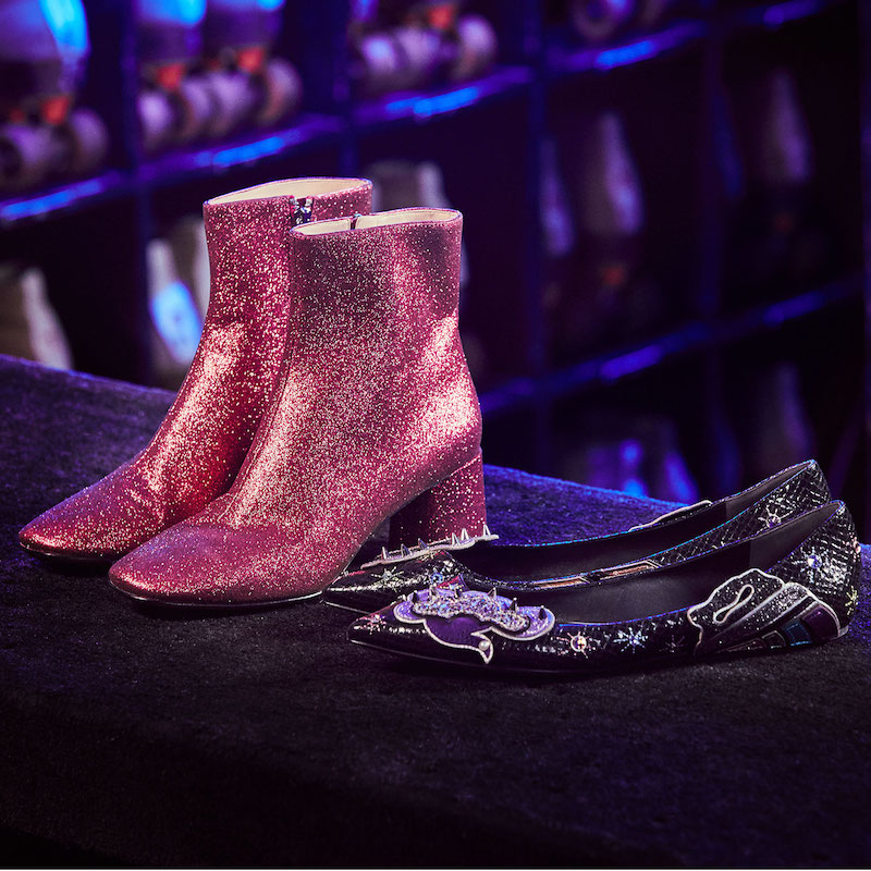 Marc Jacobs Valentine Ankle Booties