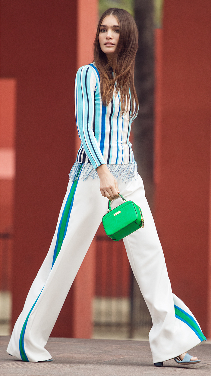 Milly Track Pant
