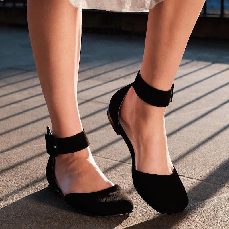 Molly Goddard x Topshop Buckle Sandals