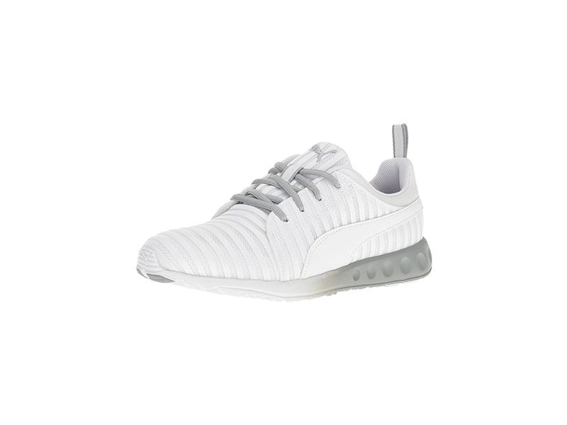 PUMA Carson Linear Cross-Trainer Shoe in White