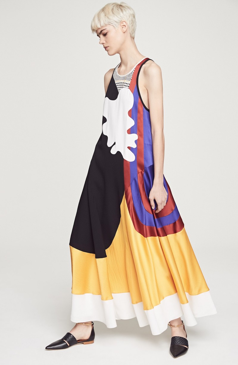 Roksanda Valtteri Dress