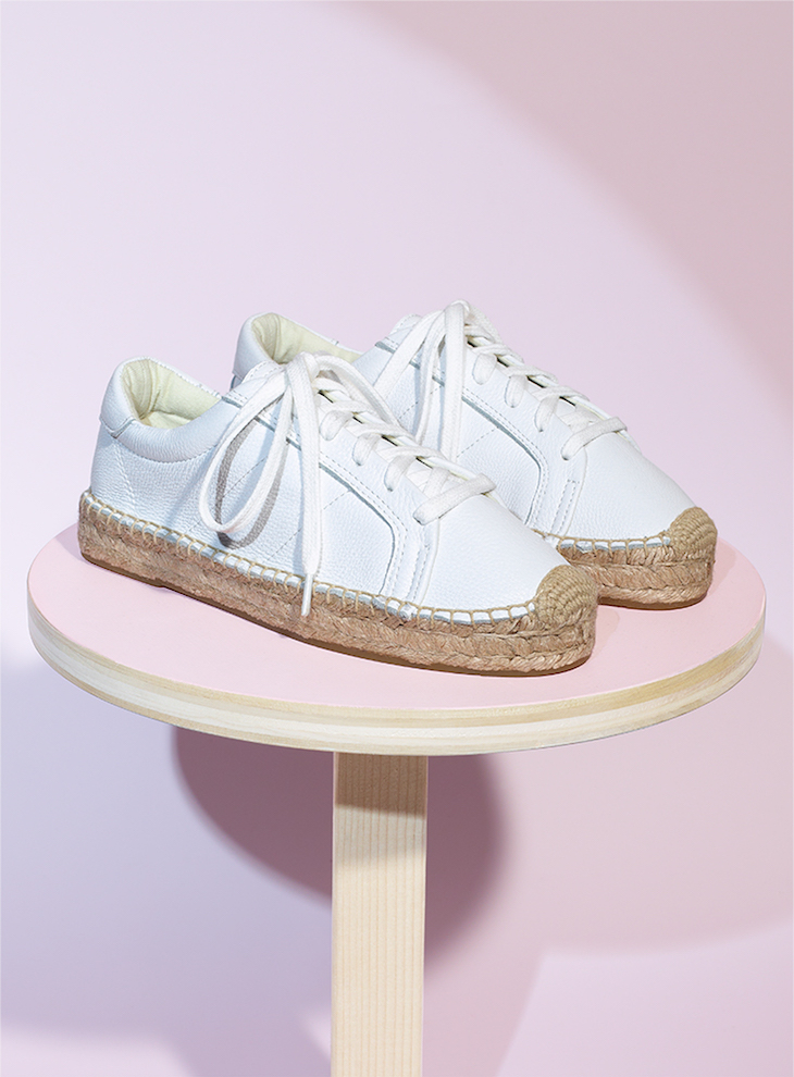 Soludos Platform Tennis Fashion Sneaker