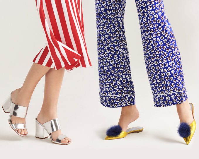 Spring 2017 Shoe Edit