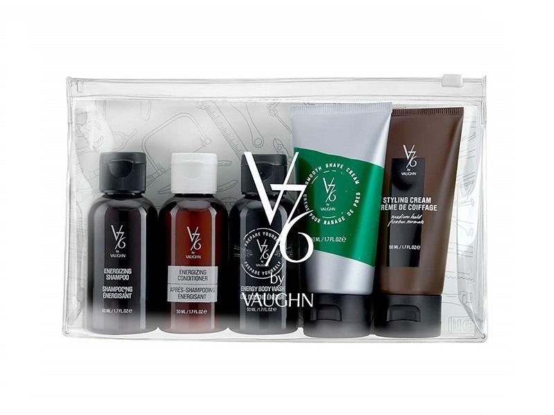 V76 by Vaughn Well Groomed Travel Set