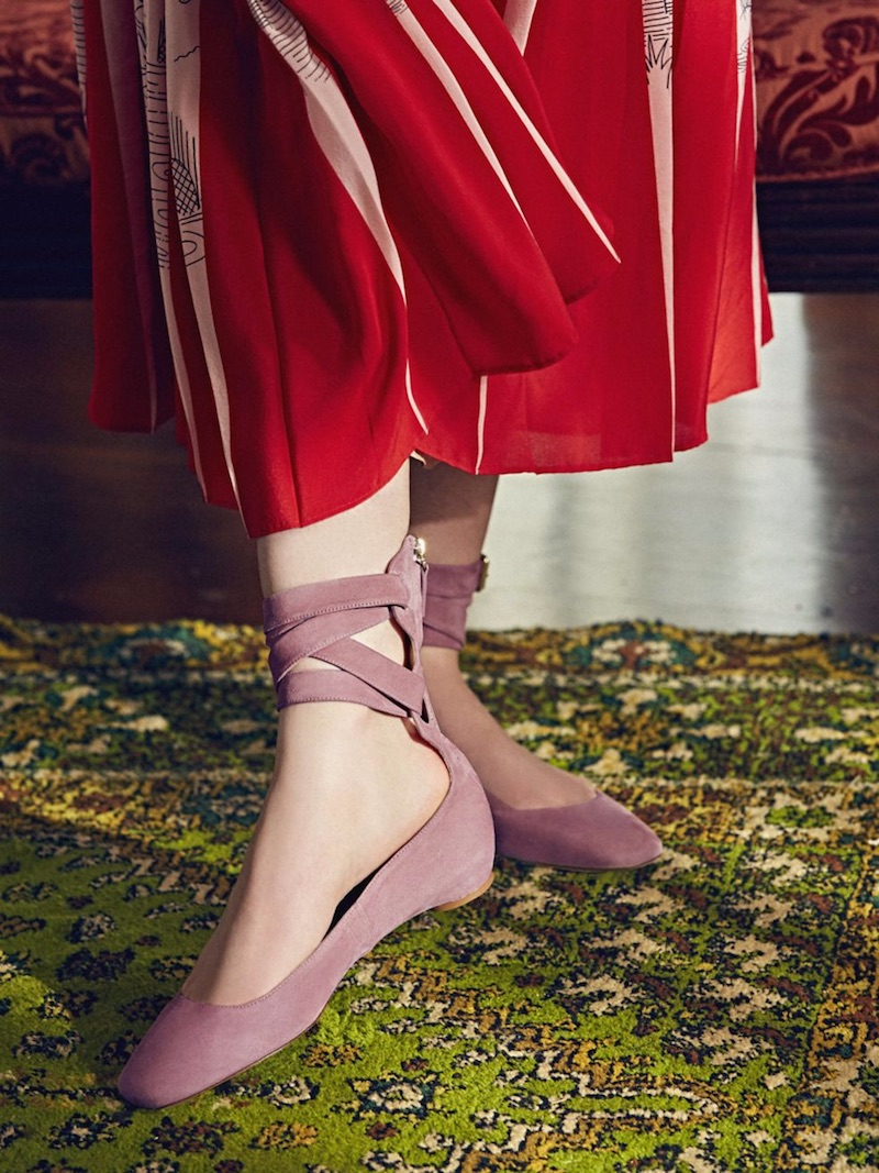 Valentino Silk Printed Dress