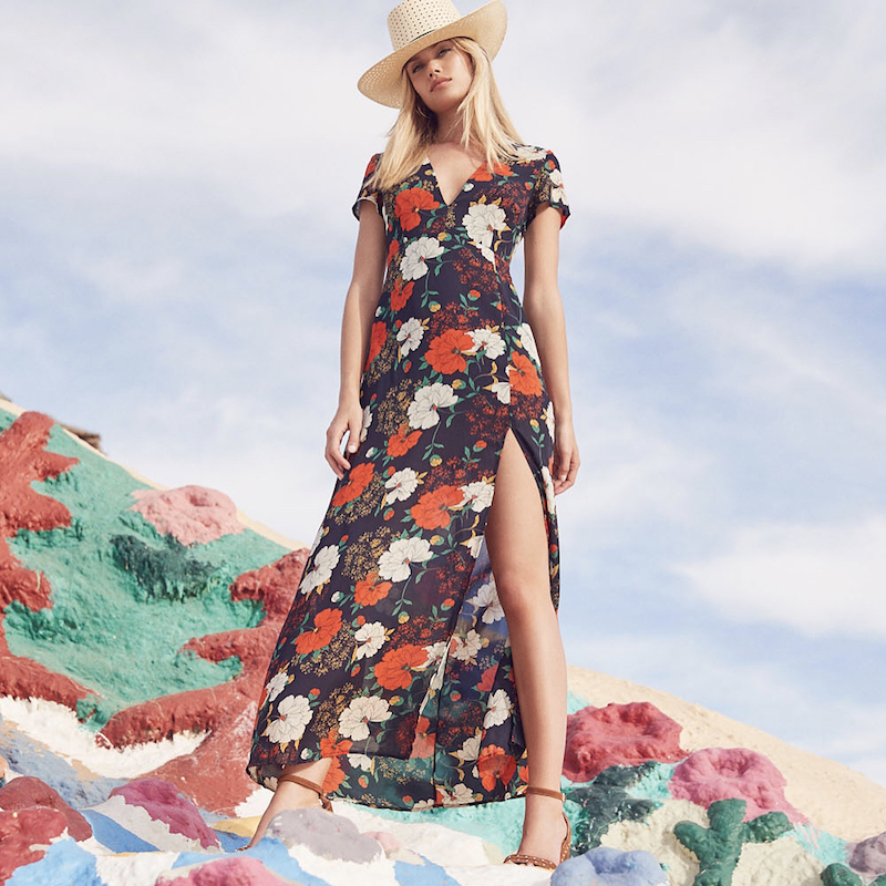 WYLDR Flawless Maxi Dress