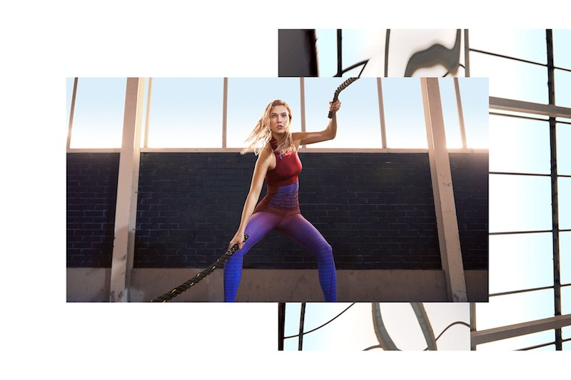 adidas by Stella McCartney SS17 Campaign feat. Karlie Kloss 1