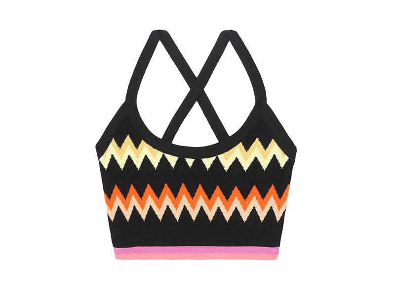 mytheresa.com x Missoni Activewear Knitted Sports Bra