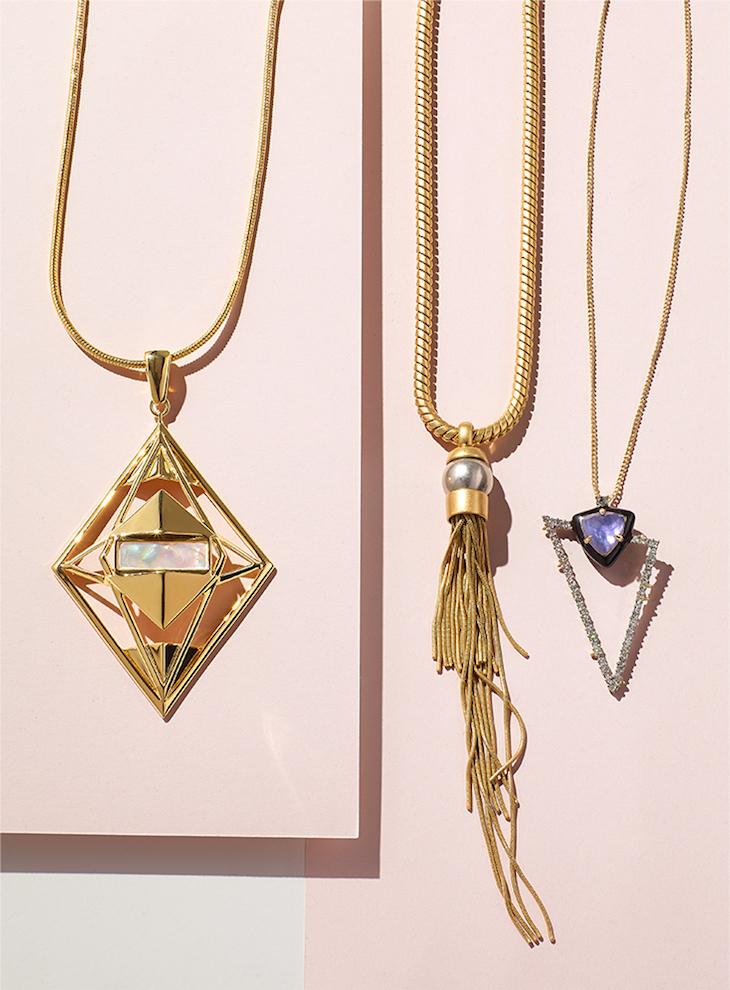 nOir Jewelry Phoenix Pendant Necklace