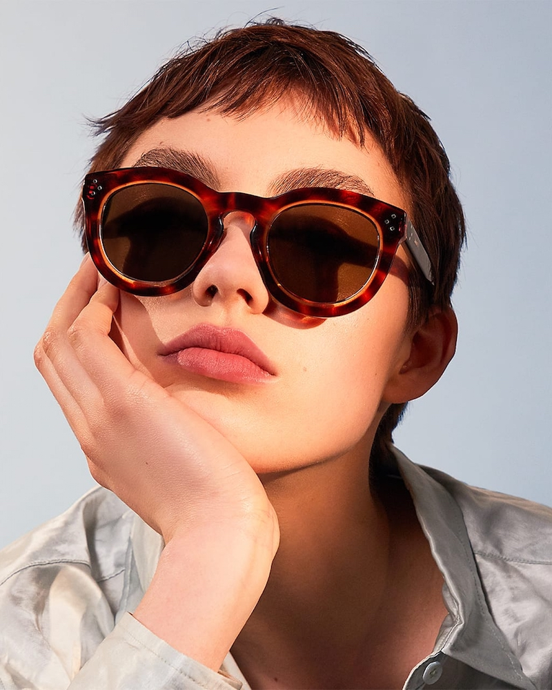 Céline Cl41403 Cat-Eye Sunglasses