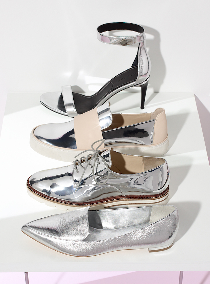 Classic Shoes, Metallic Twist