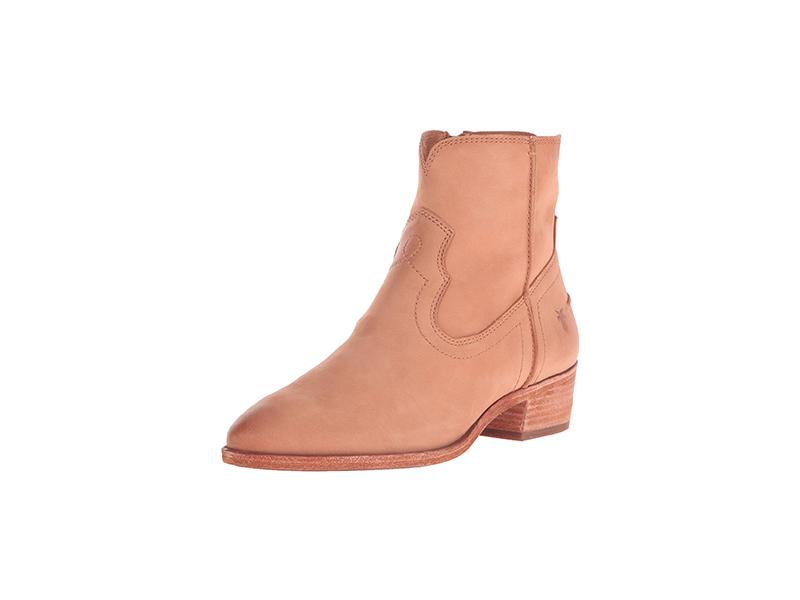 FRYE Ray Seam Short Boot