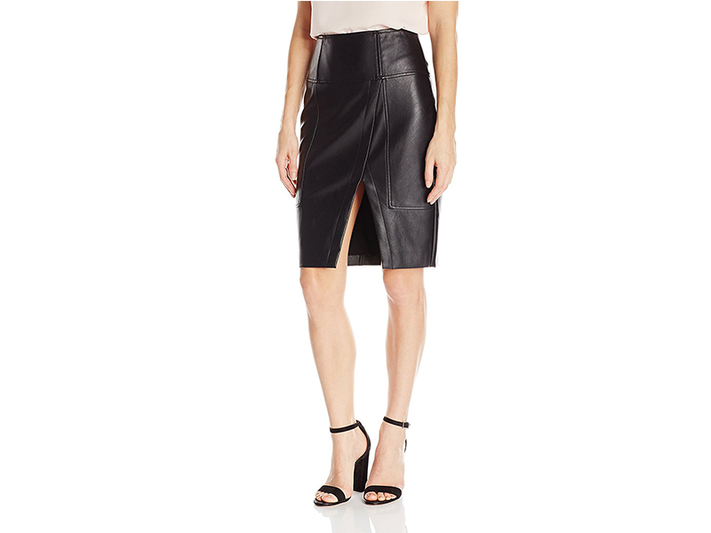 Guess Jagger Asymmetric Pencil Skirt