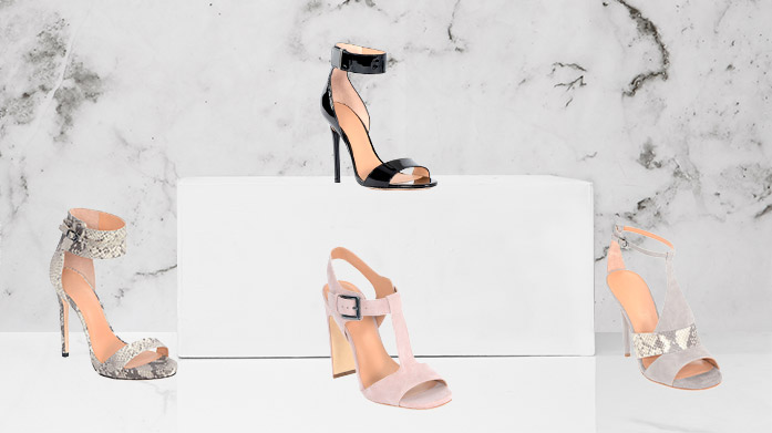 Halston Heritage Footwear at BrandAlley