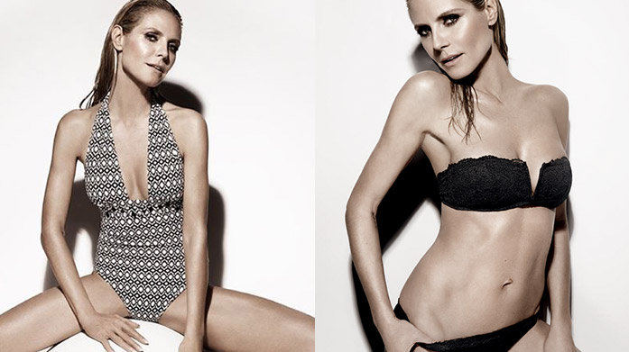 Heidi Klum Swimwear at BrandAlley