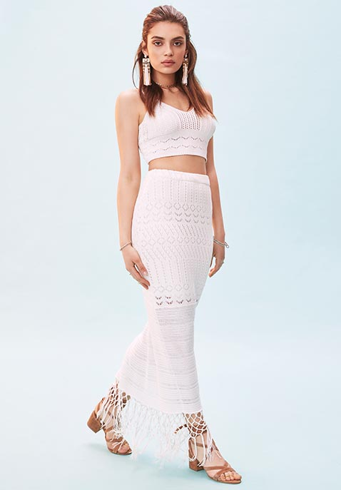 House of Harlow 1960 X REVOLVE Quinn Top