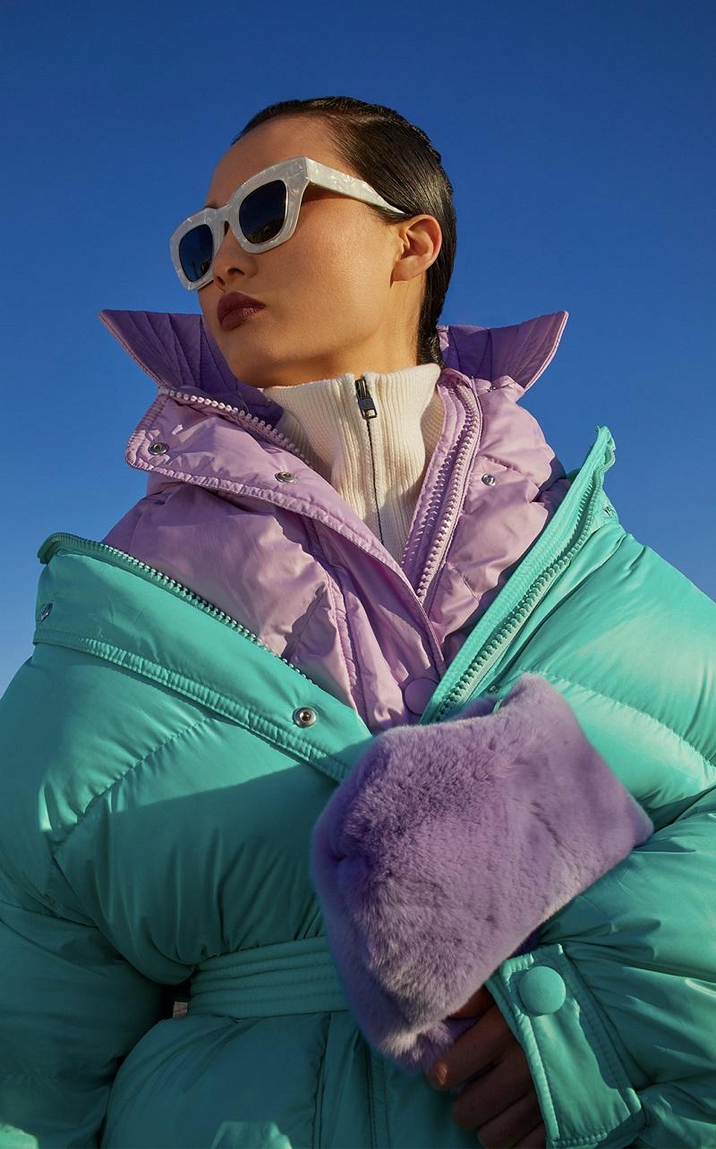 Ienki Ienki Michelin Belted Puffer Jacket