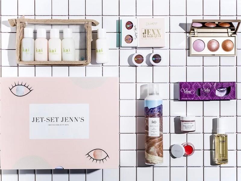 Jet-Set Jenn's Go-To Beauty Kit by Jenn Im
