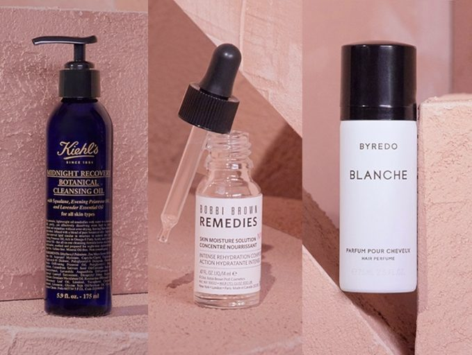 Kiehl s Midnight Recovery Botanical Cleansing Oil