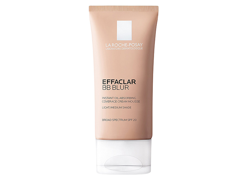 La Roche-Posay Effaclar BB Blur Instant Oil-Absorbing Coverage BB Cream