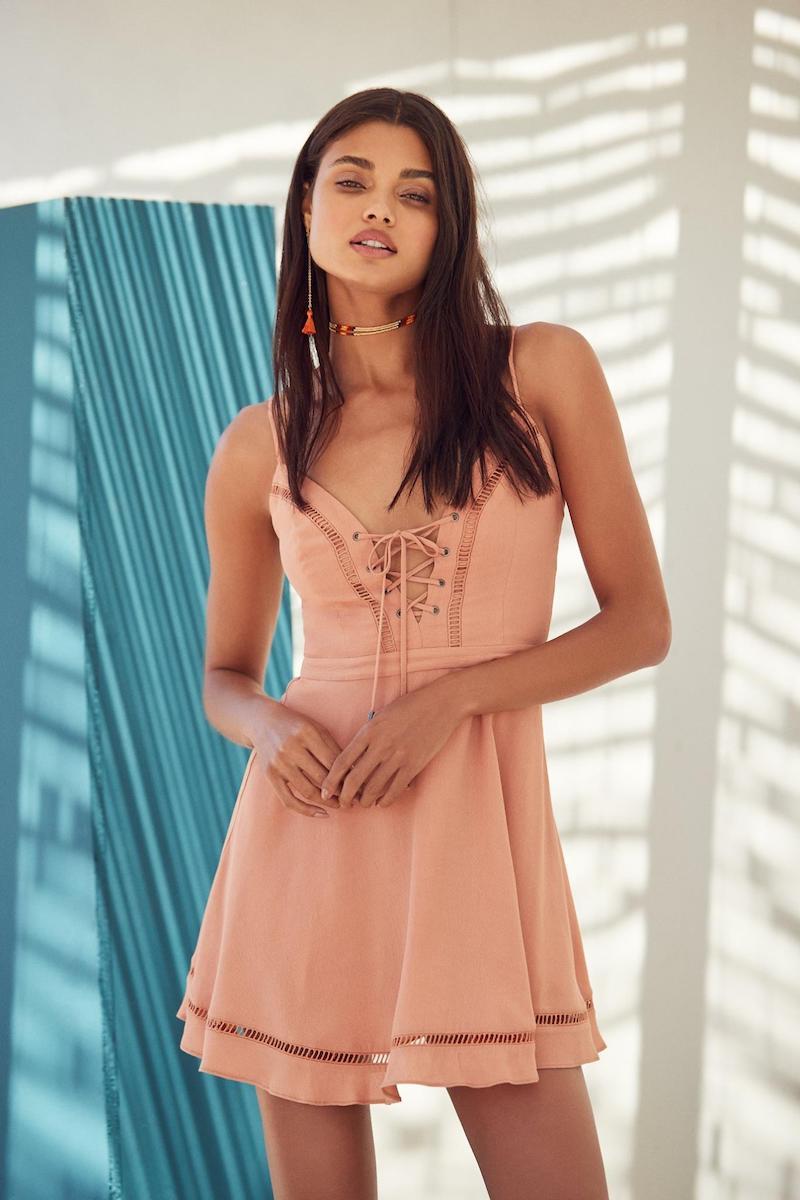 Lovers + Friends Sadie Mini Dress