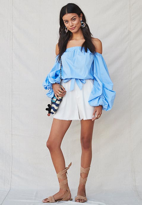 Lovers + Friends x REVOLVE Silas Top