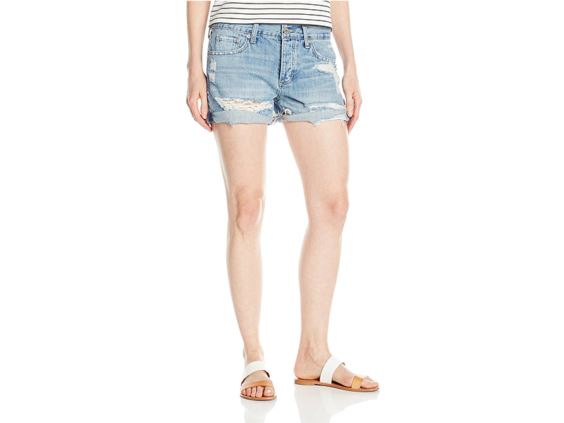 Lucky Brand Denim Boyfriend Short