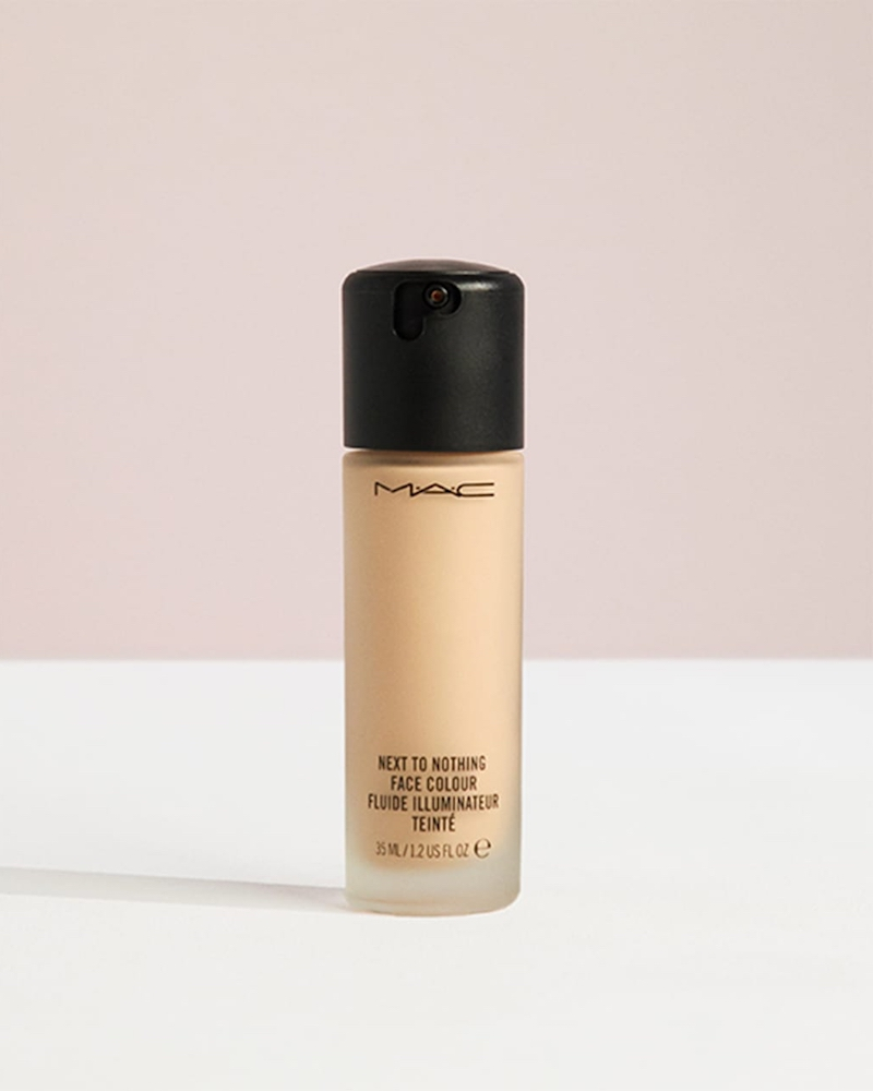 MAC Next To Nothing Face Colour