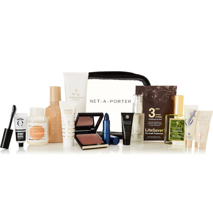 Net-A-Porter Beauty Travel Kit 2017