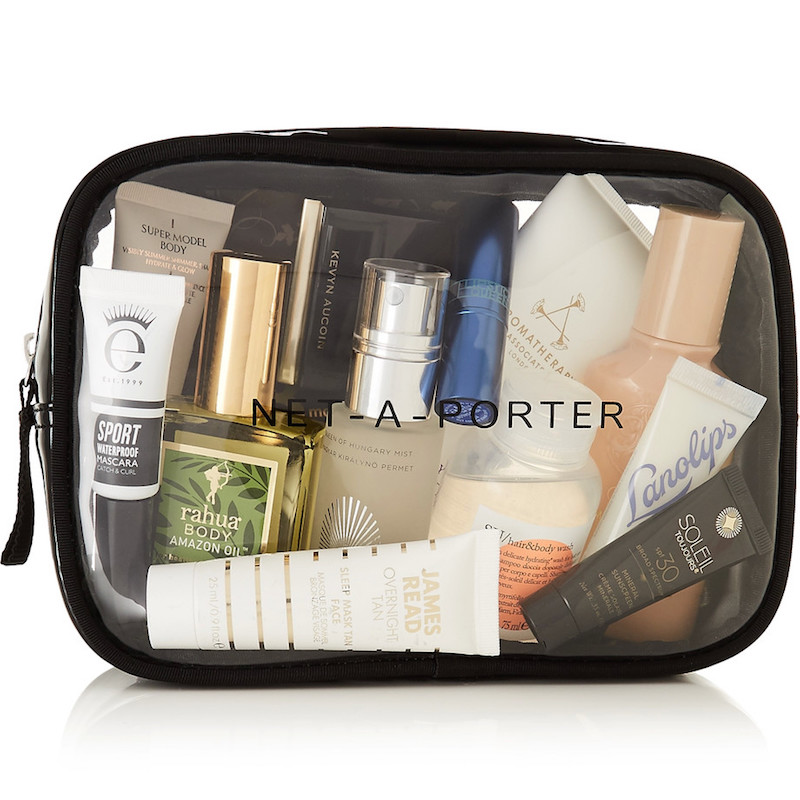 Net-A-Porter Beauty Travel Kit 2017 1