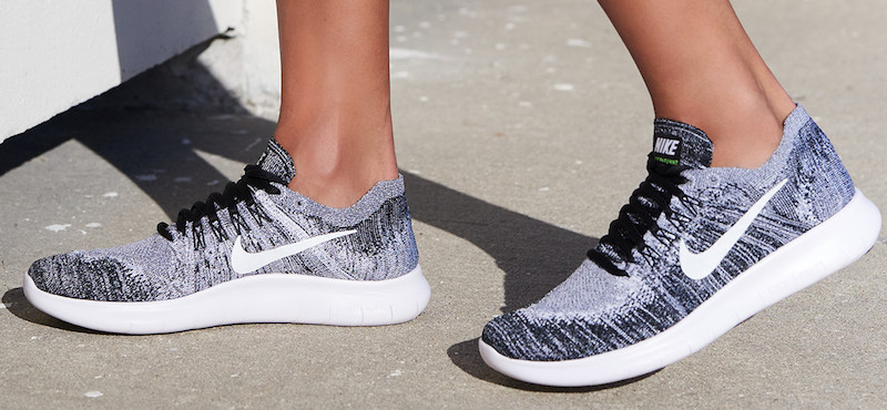 Nike Free Run Flyknit 2 Running Shoe