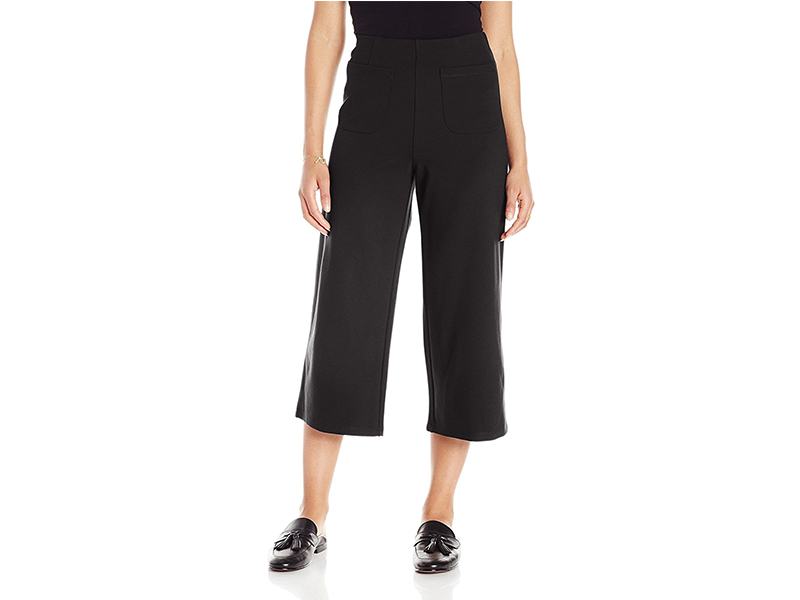 PARIS SUNDAY Wide Leg Crop Pant
