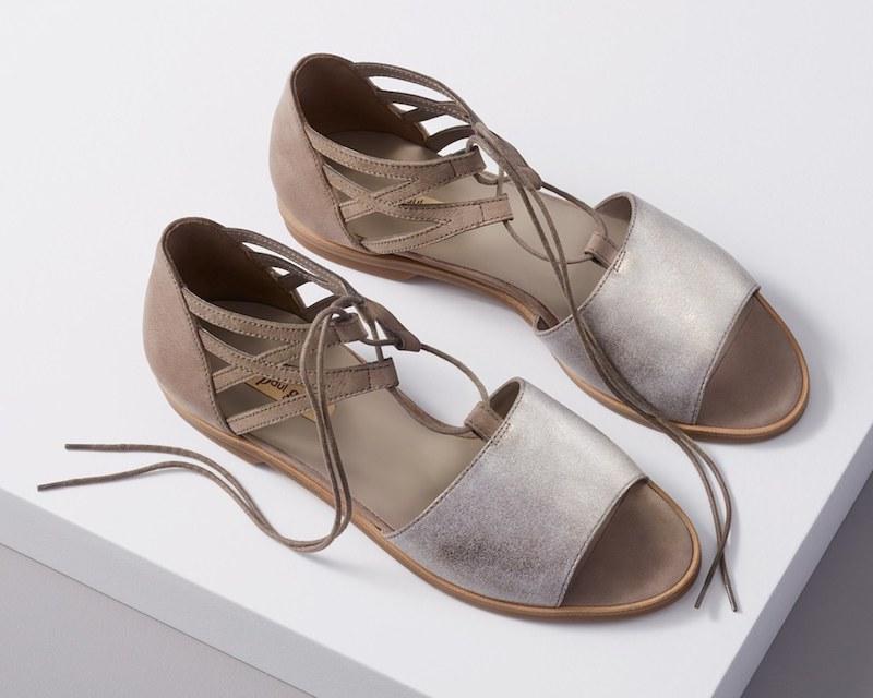 Paul Green Morea Lace-Up Sandal