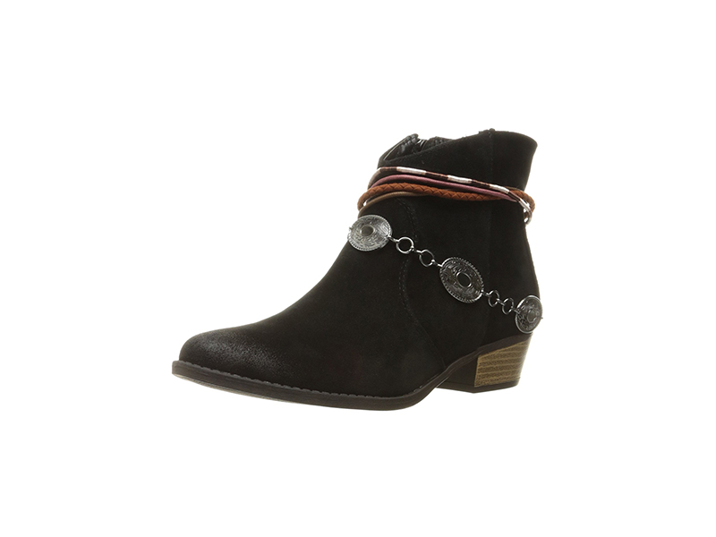 Qupid Sochi-96 Ankle Bootie