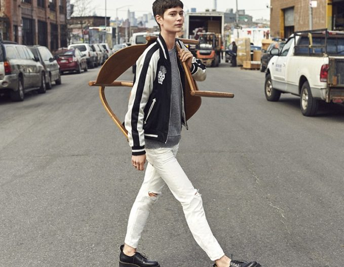 R13 Sukajan Reversible Cotton-Silk Satin Bomber Jacket-