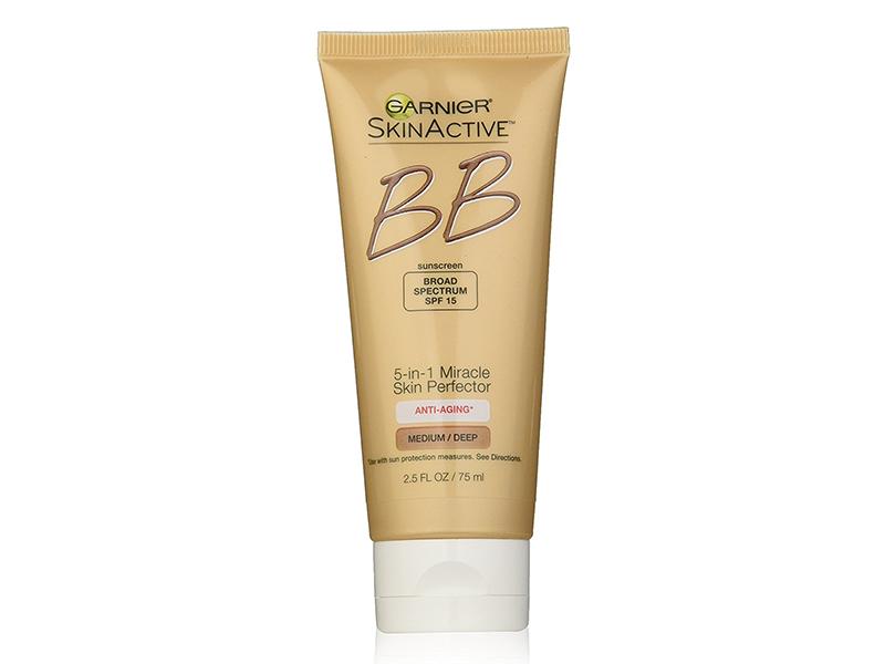 SkinActive Miracle Skin Perfector BB Cream Anti-Aging