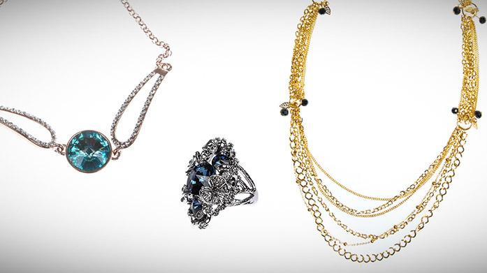 Swarovski Elements Jewellery at BrandAlley