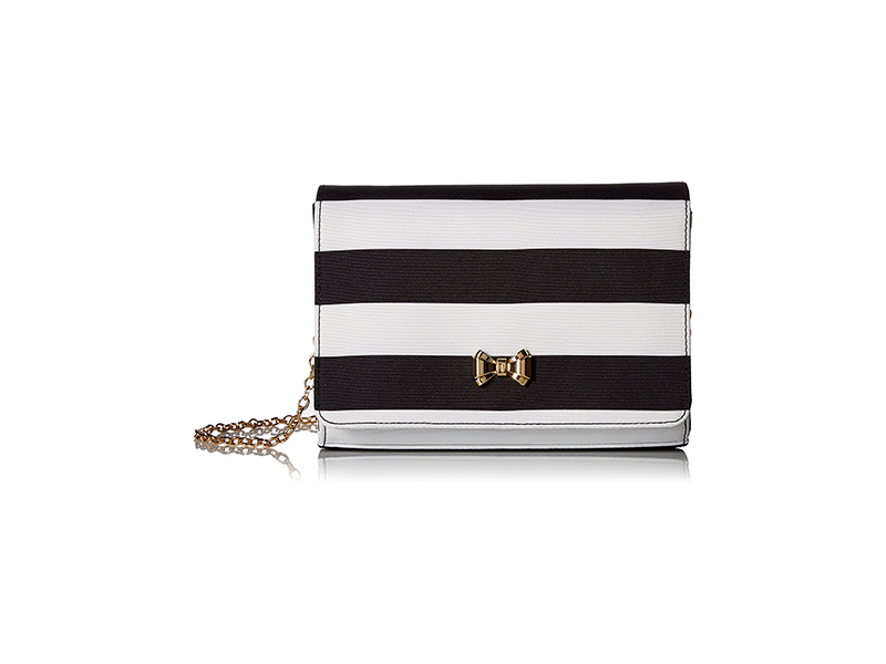 Ted Baker Stripey Clutch