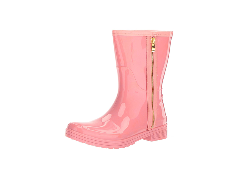 Unlisted Zip Rain Boot