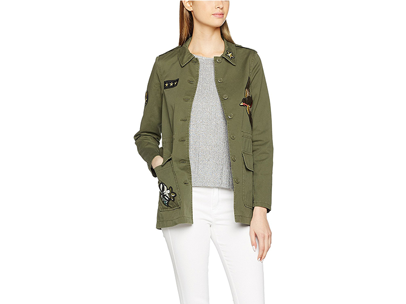 Vero Moda Ruby Patch Jacket