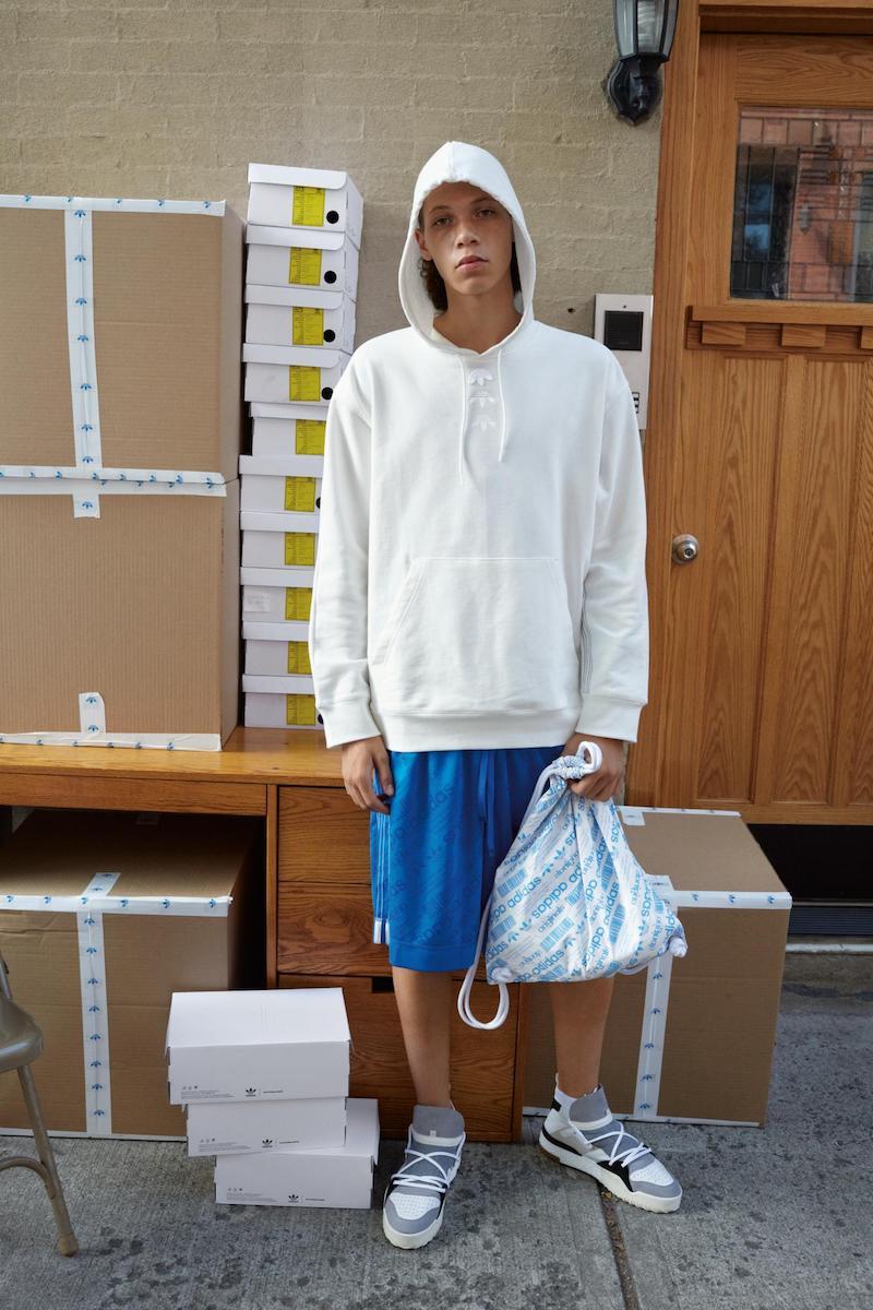 adidas Originals by Alexander Wang Drop 3 Lookbook 1