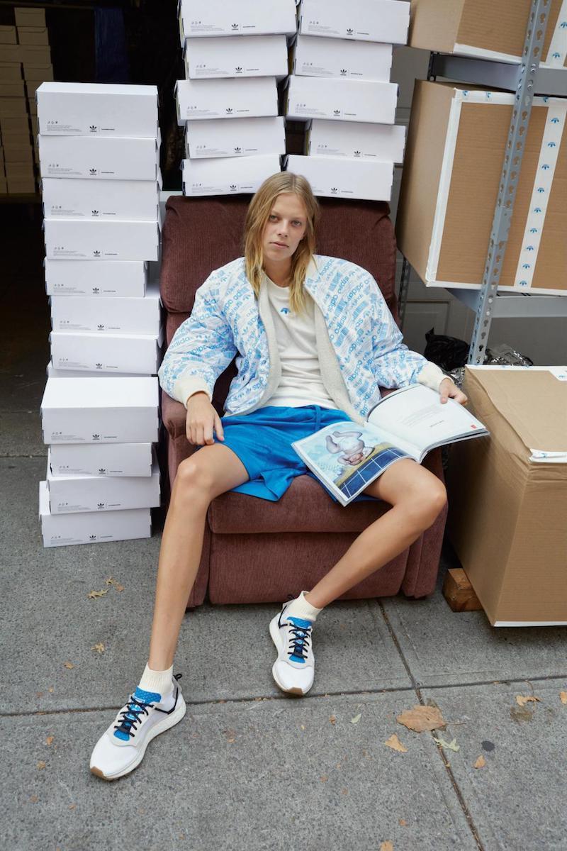 adidas Originals by Alexander Wang Drop 3 Lookbook 3