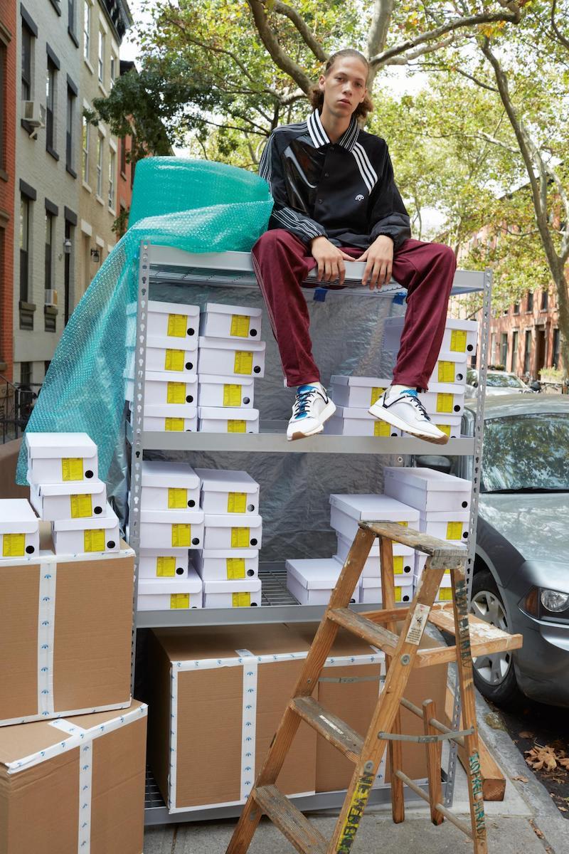 adidas Originals by Alexander Wang Drop 3 Lookbook 5