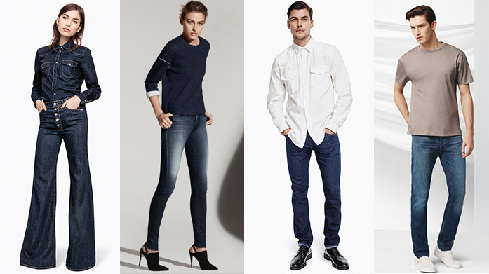 7 For All Mankind and J Brand at BrandAlley