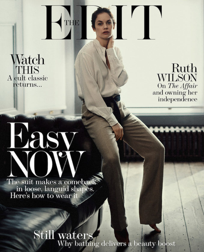 A Single Mind: Ruth Wilson for The EDIT