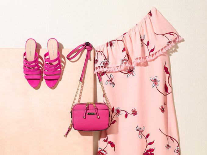 A Splash of Pink for Summer 2017