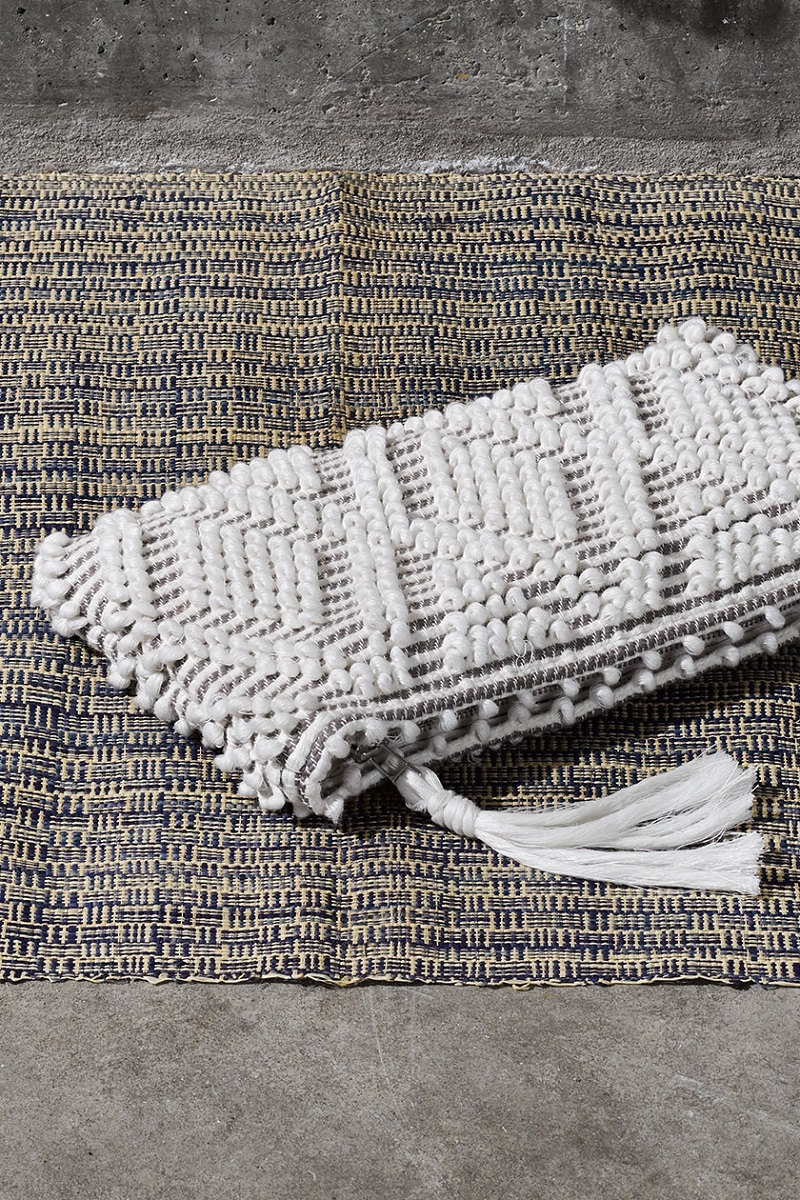 Antonello Tedde Plattina cotton pouch