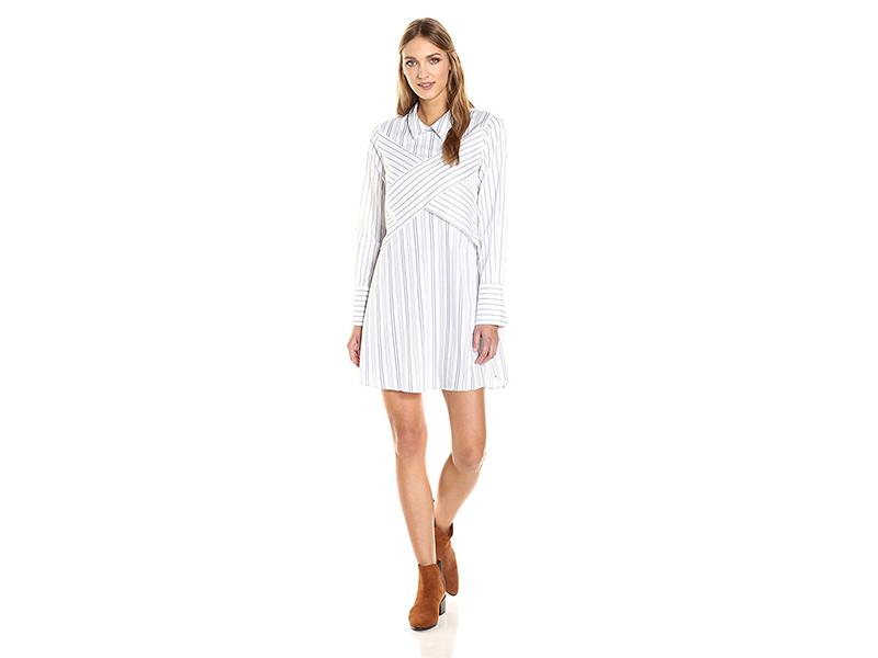 BCBGMax Azria Azriel Woven Casual Dress