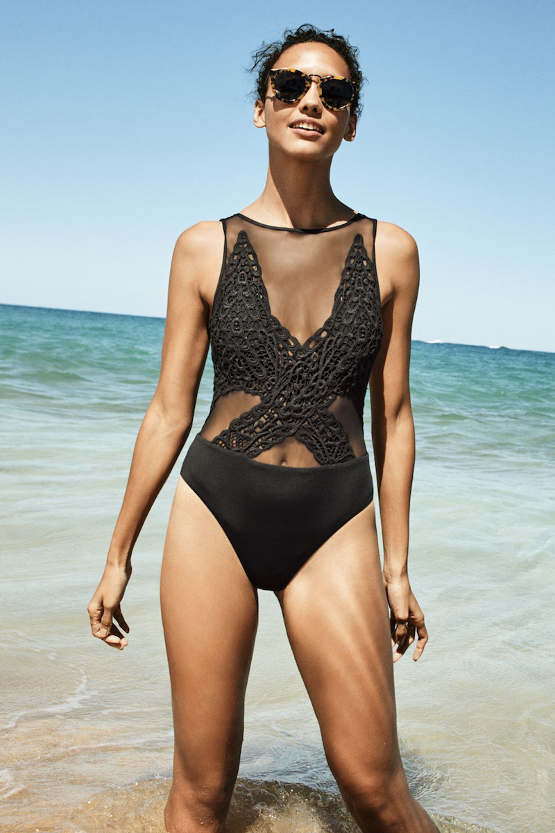 Becca Sicily One-Piece Swimsuit